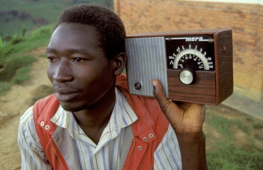 THE ROLE OF RADIO IN THE RWANDAN GENOCIDE